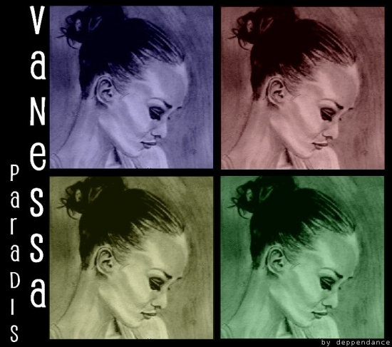 Vanessa Paradis by deppendance